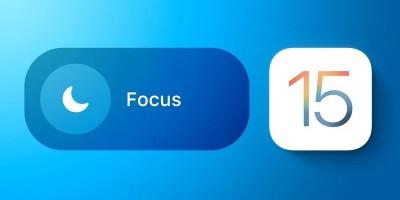 چطور فوکوس را در iOS 15 حذف کنیم؟