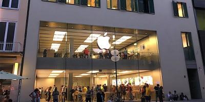فروشگاههای اپل ایالات متحده از مشتریان استفاده از ماسک را خواستند